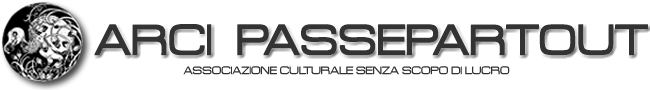 Logo Arci Passepartout - Home page